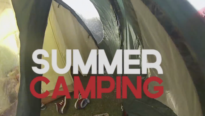 Summer camping titles