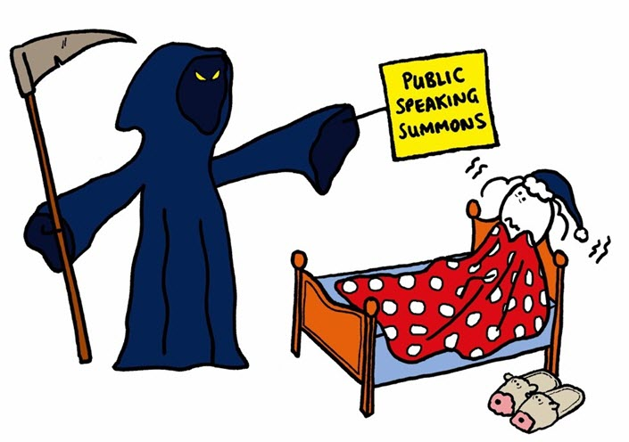 PublicSpeakingSummons