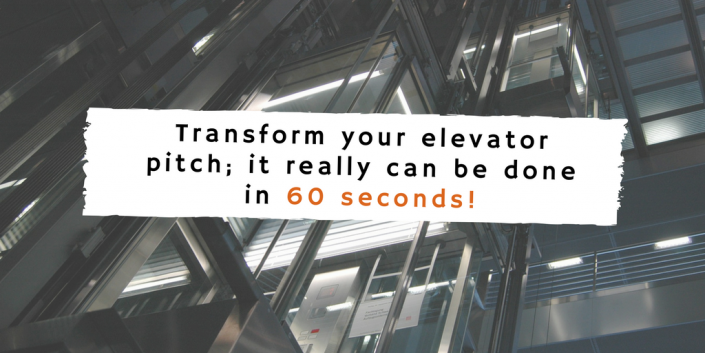 Elevator Pitch Blog Image