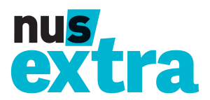 NUS extra Logo without strap