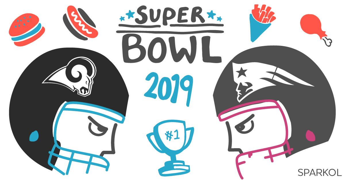 SUPER BOWL 2019: Free invitation template for your party ...