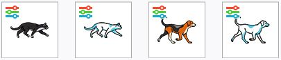 v3.3 ícones