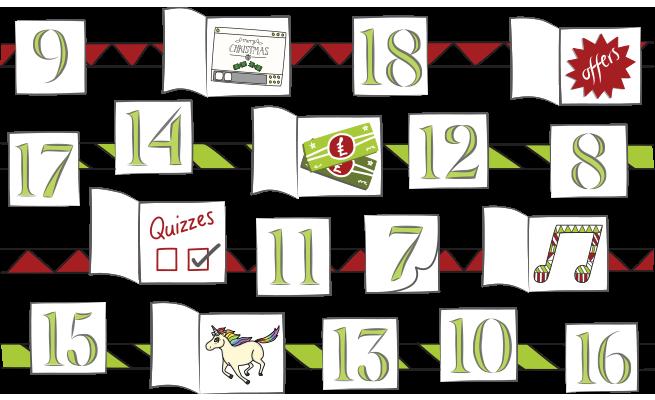 Calendar 2013 merry christmas | free vector graphics | all free.